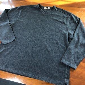 L. L. Bean fleece sweatshirt